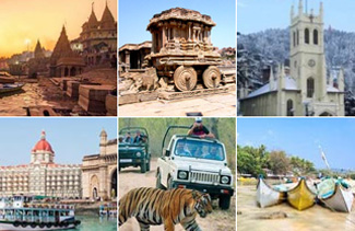 Destinations in India