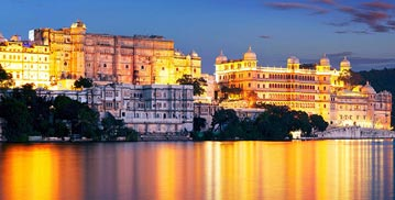 India Golden Triangle with Udaipur