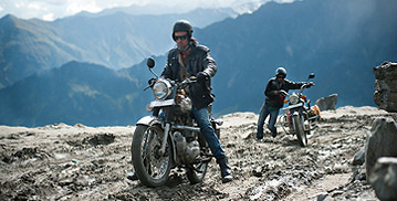 Manali to Srinagar Bike Trip