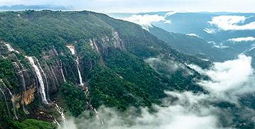 Guwahati Shillong Cherrapunji Tour