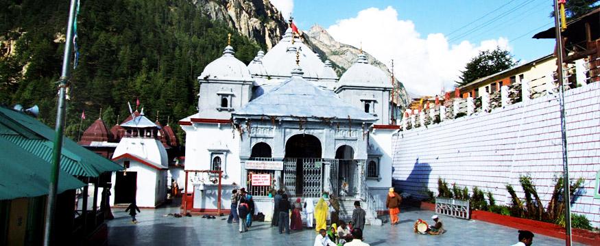 Gangotri Dham of Uttarakhand