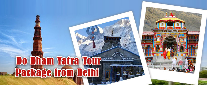 Package from Delhi to Kedarnath yatra