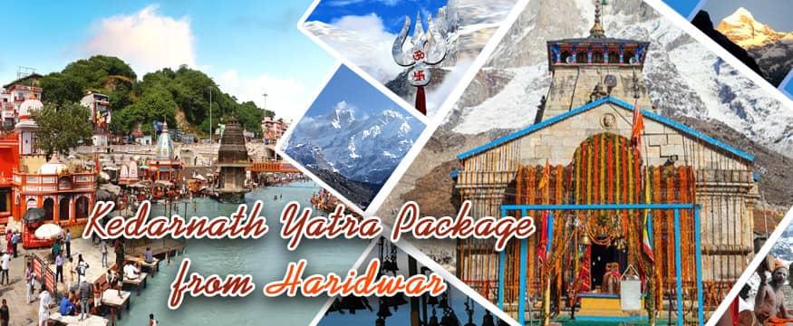 Haridwar to Kedarnath Yatra Tour