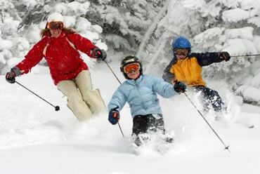 Auli Skiing Tour Package