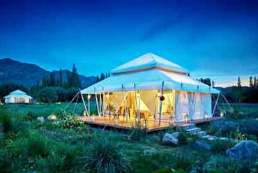 8 Days TUTC Glamping in Ladakh ( Fixed Departure  Group Tour )