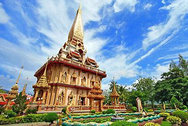 Phuket with Pattaya and Bangkok Tour