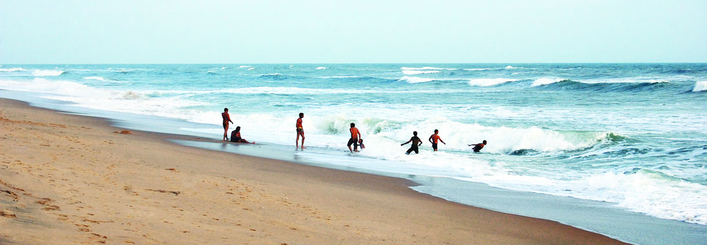 Ahmedpur Mandvi Beach