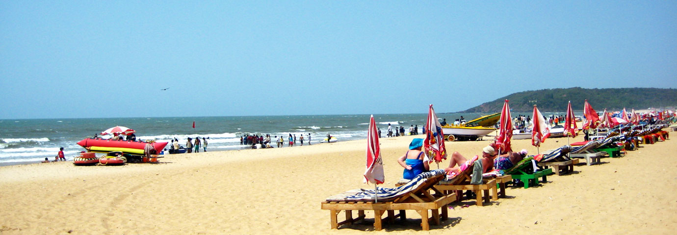 Calangute And Baga Beach