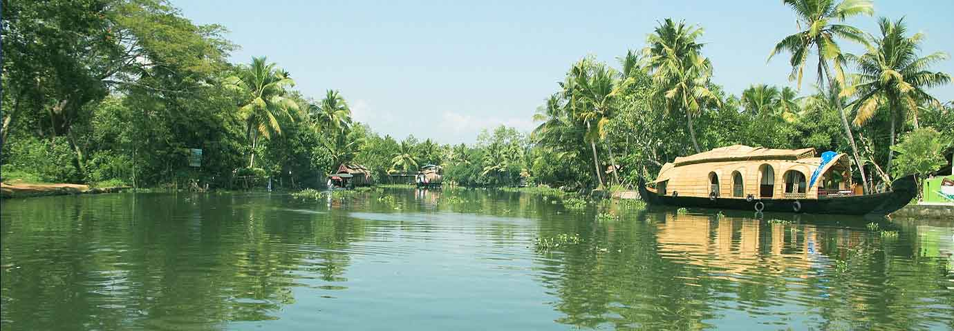 Kozhikode (Calicut) backwaters