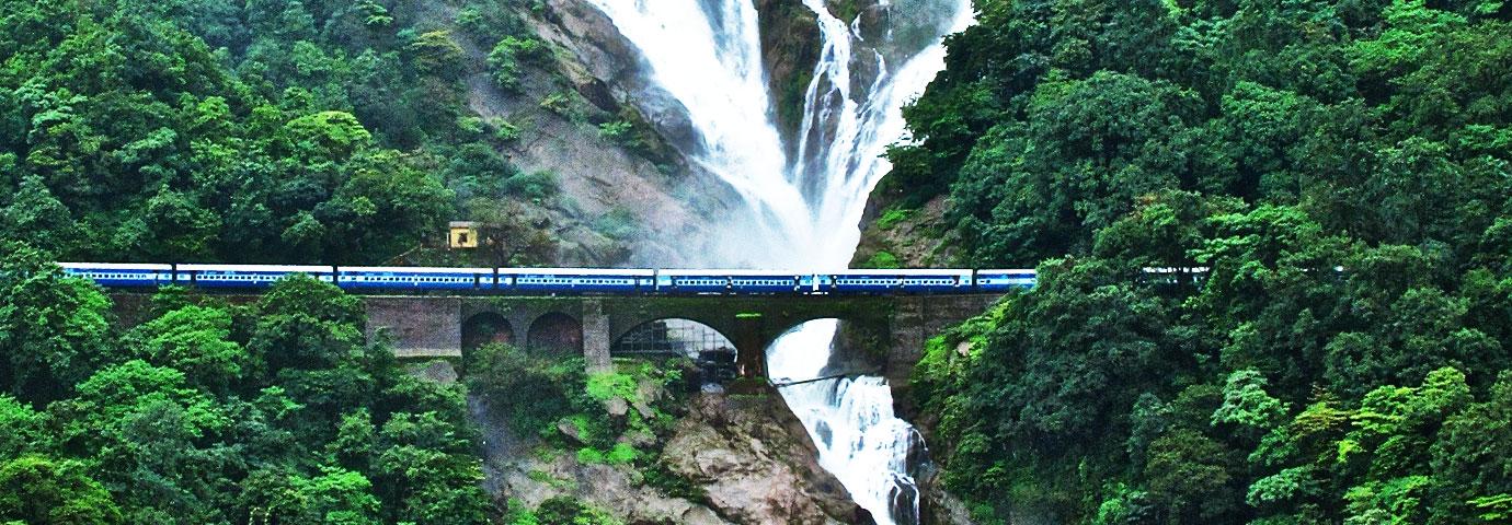 Dudh Sagar Waterfall