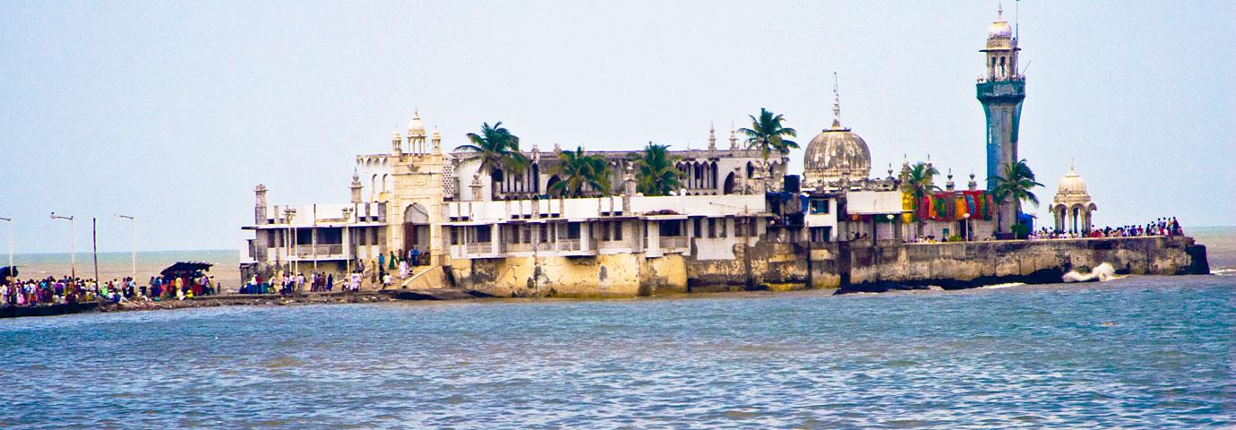 Haji Ali's Mosque