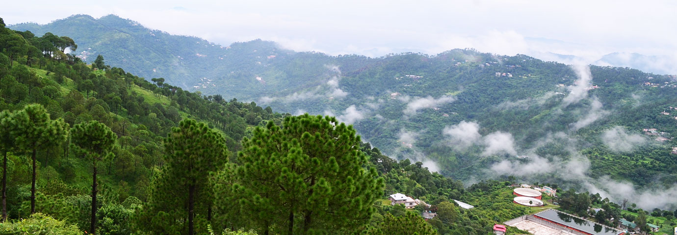 Kasauli Hill Stations
