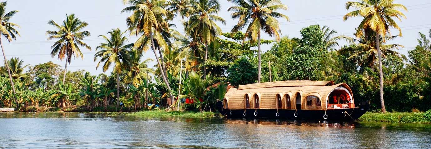 Kollam Backwaters
