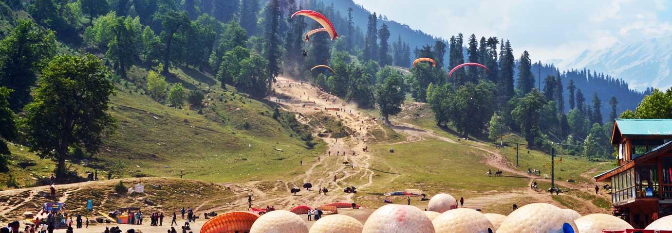Manali Paragliding