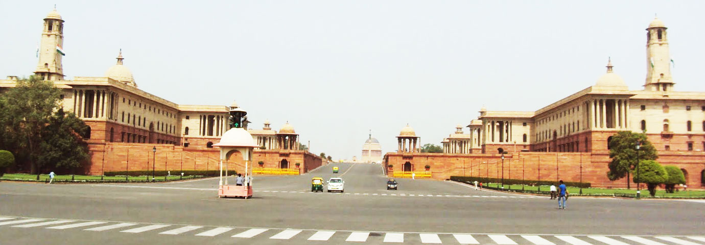 North and South Block