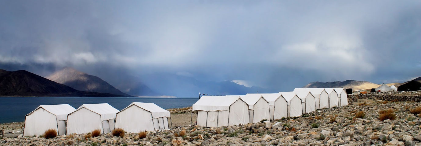 Pangong Retreat Camp Ladakh