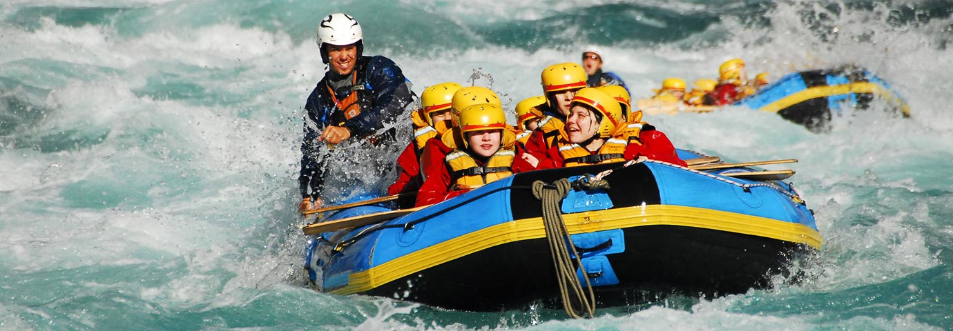 River rafting in Manali