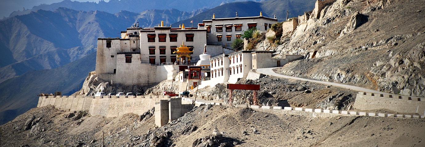 Spituk Monastery, Leh