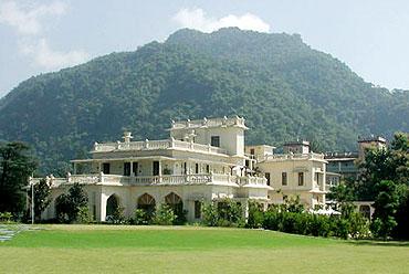 Ananda In The Himalayas Ananda Spa Resort Rishikesh