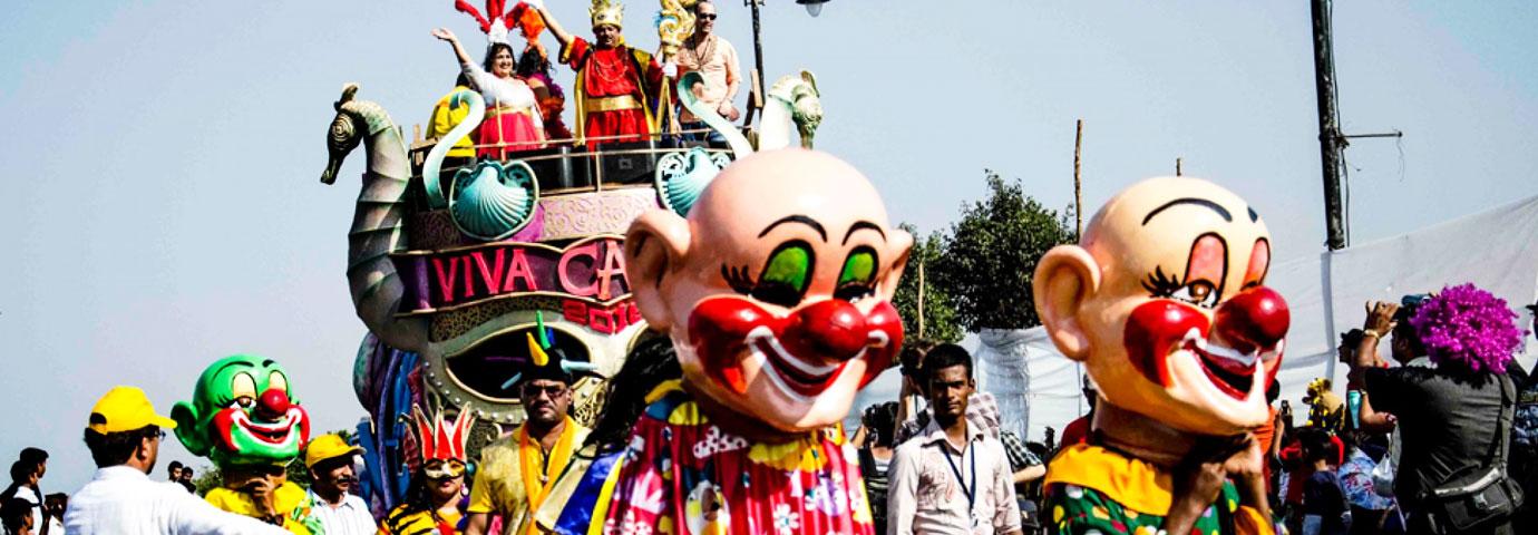 Goa Carnival 2019 Festival In Goa